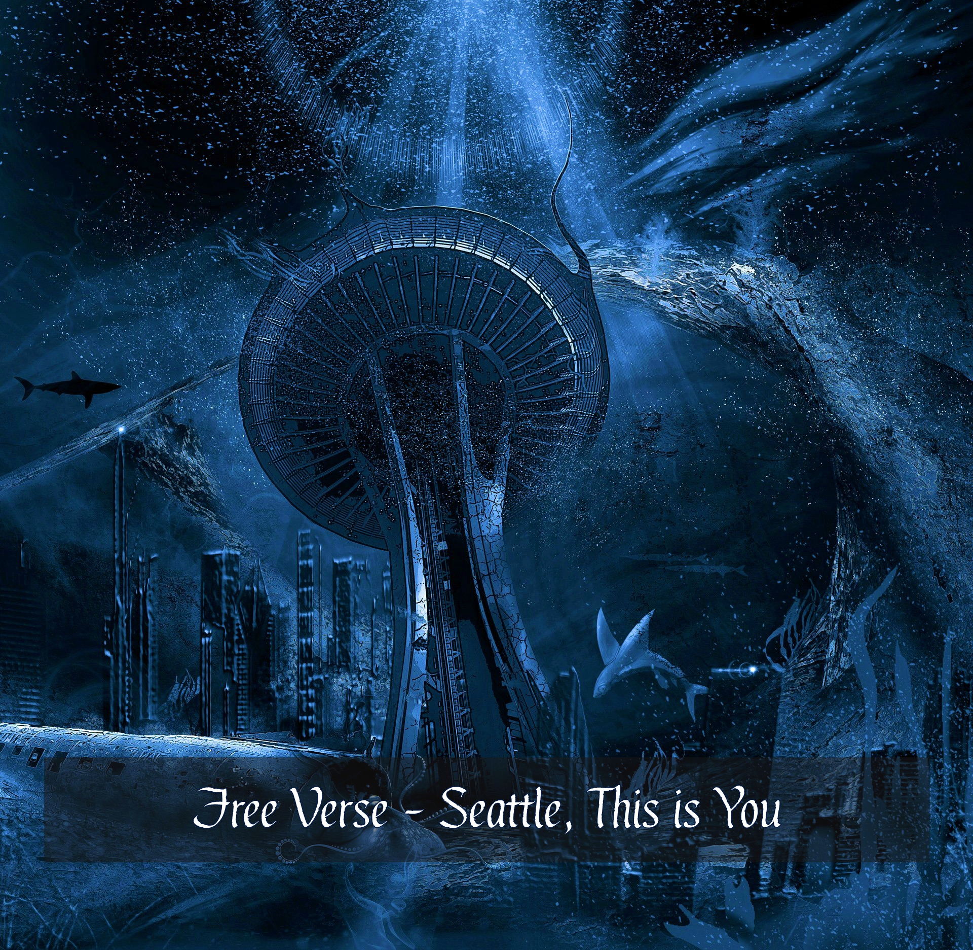Free Verse Seattle This is You